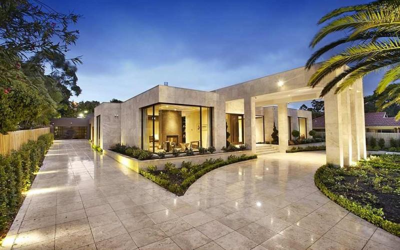 Роскошная резиденция в Мельбурне