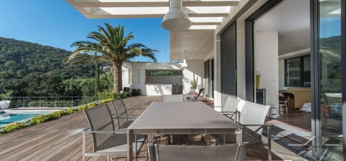 The Exclusive Cozy & Breezy Villa Olive in Saint-Tropez
