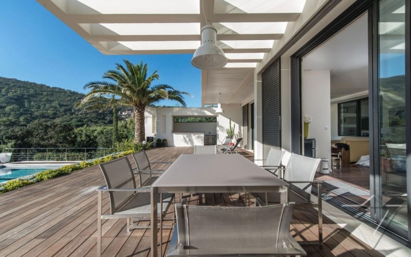 The Exclusive Cozy & Breezy Villa Olive in Saint-Tropez