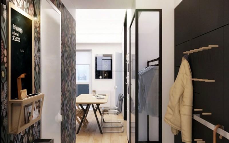 Шикарные апартаменты  Всплески света и тени