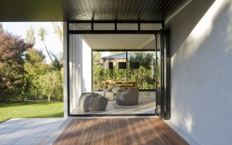 The Rutherford House by Dorrington Architects