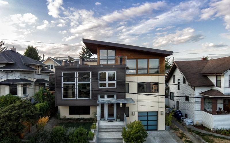 Ballard Remodel by Grouparchitect