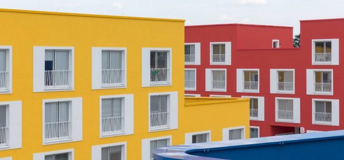 Красочное  Студенческое общежитие от Kresings GmbH