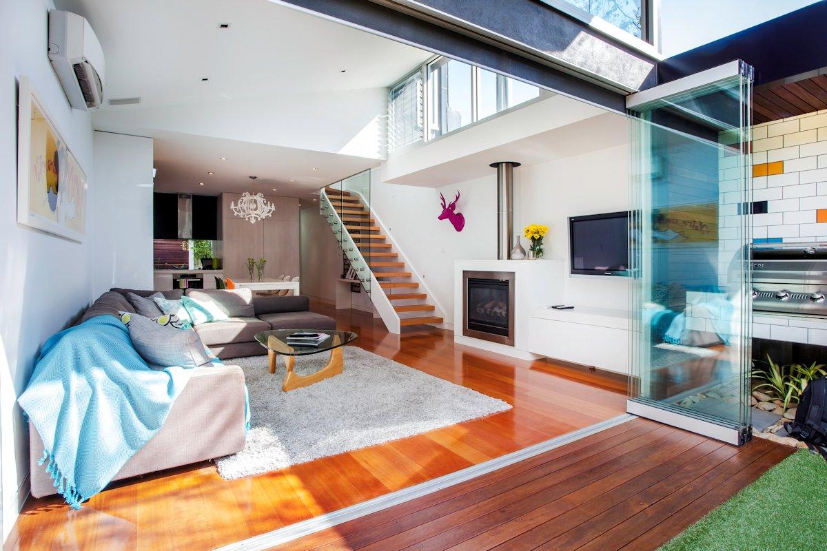 Дизайн больших квартир фото