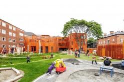Forfatterhuset Kindergarten by COBE