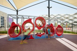 Interactive Playground in Abu Dhabi by Free Play