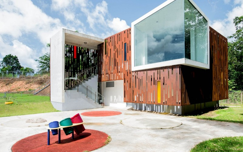 GELM Annex by Díaz Paunetto Arquitectos