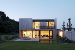 Houses B1   B2 by Zamel Krug Architekten