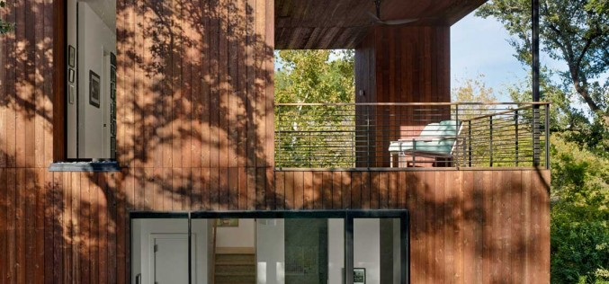 Stratford Creek House by Matt Garcia Design