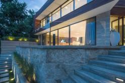 Villa Snagov by DOOI Studio