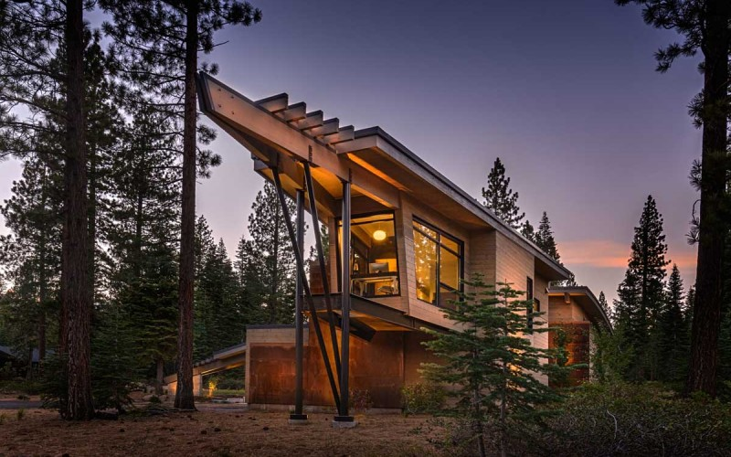 Flight House by Sage Architecture