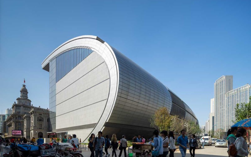 KPF completes Riverside 66 in Tianjin, China