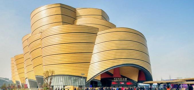 Wanda Movie Park by Stufish Entertainment Architects