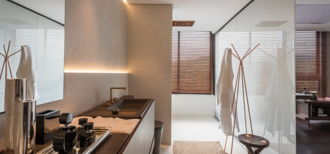 A Compact Integrated Apartment By Angélica Araújo