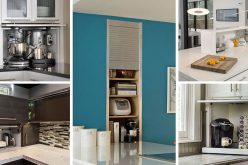 Kitchen Design Idea – Store Your Kitchen Appliances In An Appliance Garage