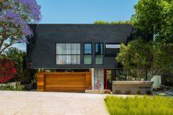 Этот Новый Дом В Лос-Анджелесе Был Разработан С Террасой На Крыше, Который Имеет Вид На 360 Градусов