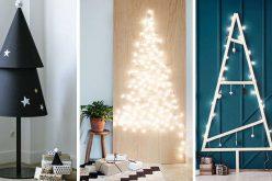 Рождественские идеи декора – 14 самодельная альтернатива современной елки