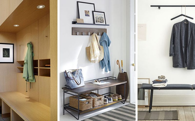 Entryway Design Ideas – 3 Different Styles Of Entryway Benches