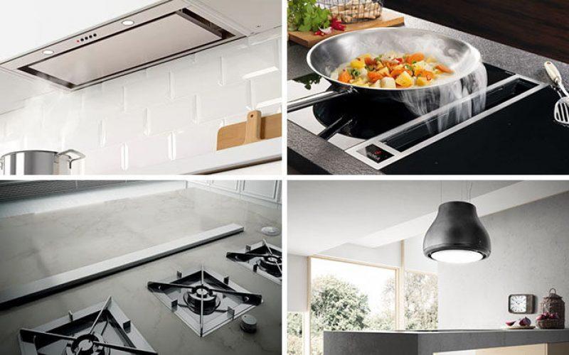 Кухня Дизайнерская Идея – Спрятать Вытяжку