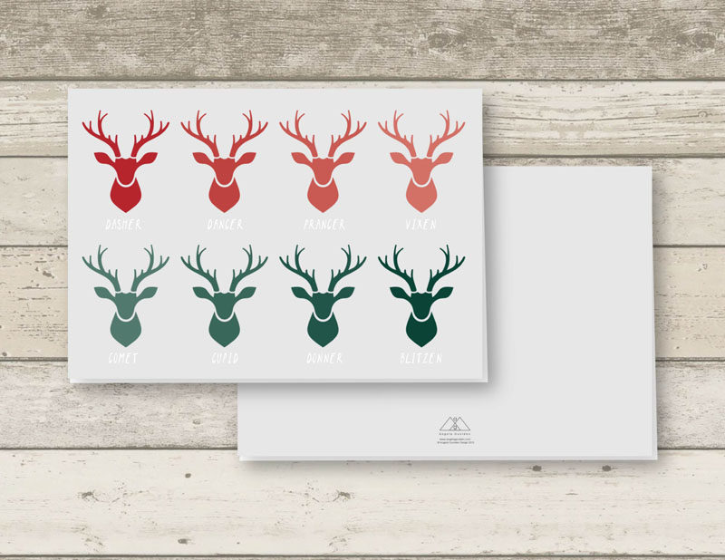 14 Modern Christmas Cards To Keep Your Holidays Classy