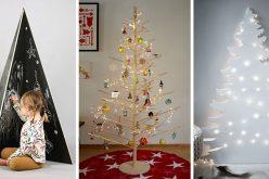 12 Современные Новогодние Елки Вы Можете Украсить Этот Праздничный Сезон