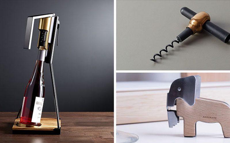 Необходимые Кухонные Инструменты – 10 Удивительных Штопор Конструкций