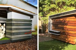 These Modern Dog Houses Are Adorably Stylish