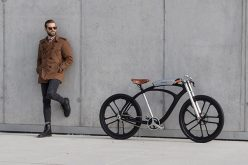 This New Electric Bike Was Designed With A Portable Battery