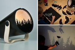 Этот Свет Позволяет Детям Создавать И Играть С Тенями