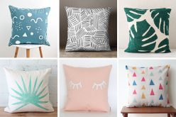 Home Decor Idea – Liven Up Your Living Room With Some Colorful And Fun Throw Pillows