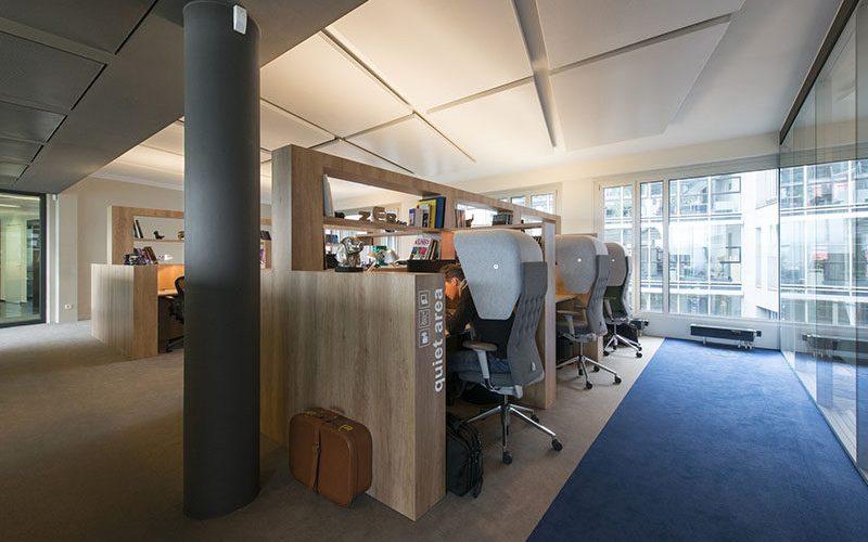 Office Design Idea – Create A Designated Quiet Area