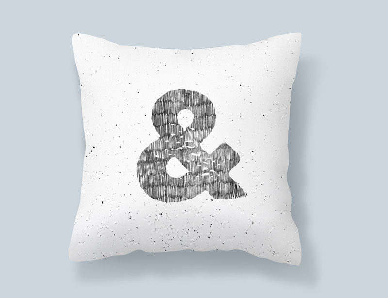 Home Decor Ideas - Liven Up Your Living Room With Some Fun Throw Pillows (27 Designs!)