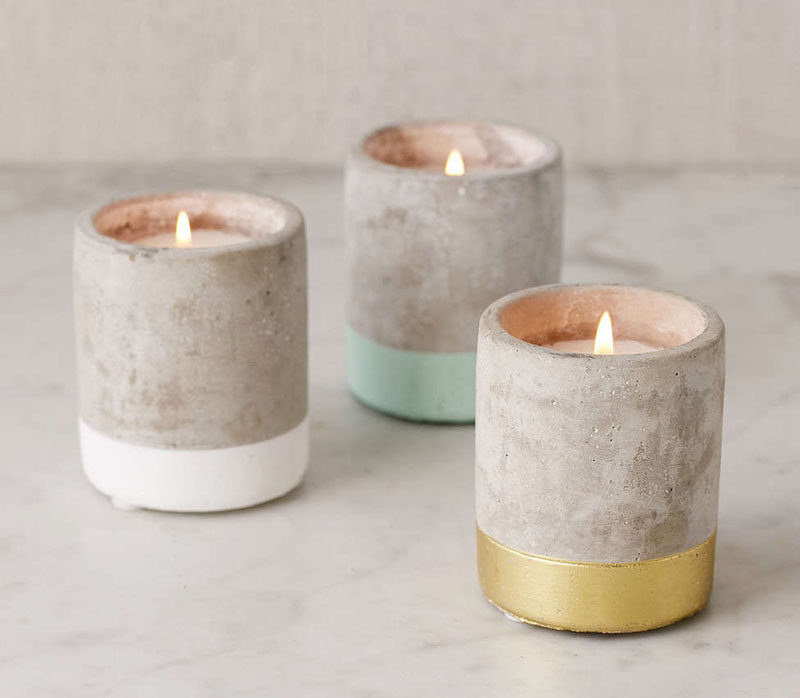 7 Things You Need To Create The Perfect Spa at Home // Soft lighting is a key element in a spa atmosphere. Place candles around the tub, on the ledge of the sink and on any shelves you may have to create just the right amount of light and fill the bathroom with the soft scents of the candles.