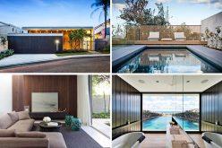 Мадлен Blanchfield Архитекторов Спроектировать Современный Дом С Видом На Океан В Сиднее, Австралия