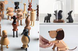 18 Декоративных Животных Объектов, Которые Стирают Грань Между Игрушками И Декором