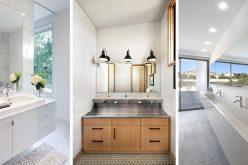 Ванная Комната Идеи Дизайна – Очень Большой Раковины Или Корыта Раковины