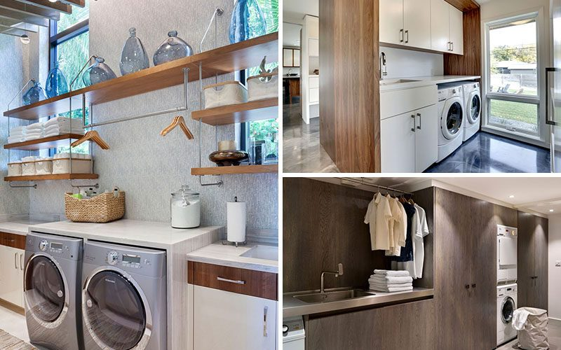 7 Laundry Room Design Ideas To Use In Your Home