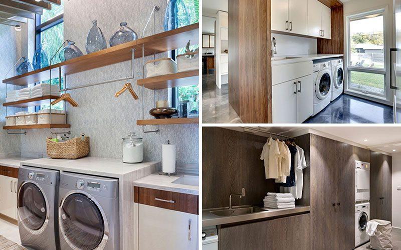 7 Прачечная Комната Дизайн Идеи Для Использования В Своем Доме