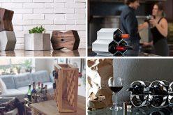 13 Бутылки Вина Идеи Хранения Для Вашего Стильного Дома
