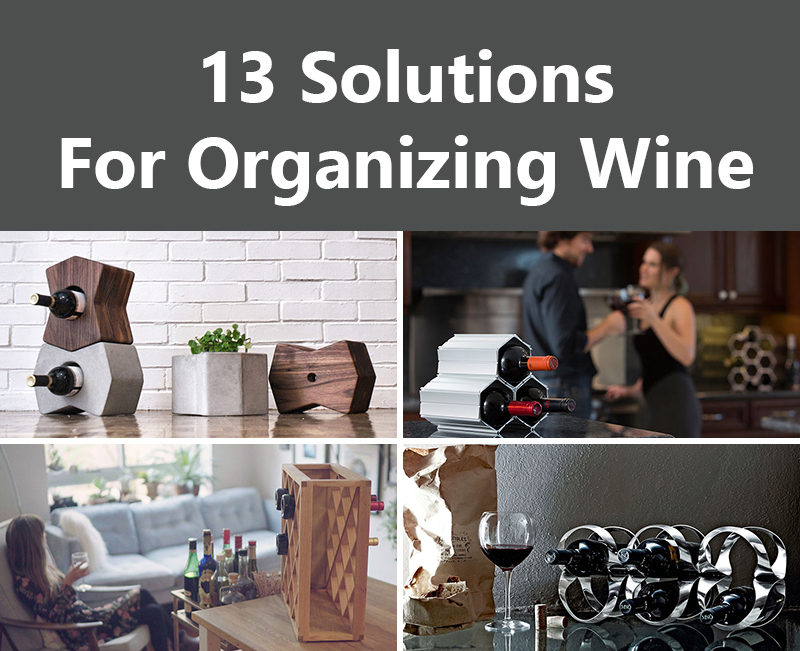 13 Wine Bottle Storage Ideas For Your Stylish Home