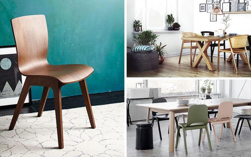 Идеи Мебели – 14 Современные Деревянные Стулья Для Вашей Столовой