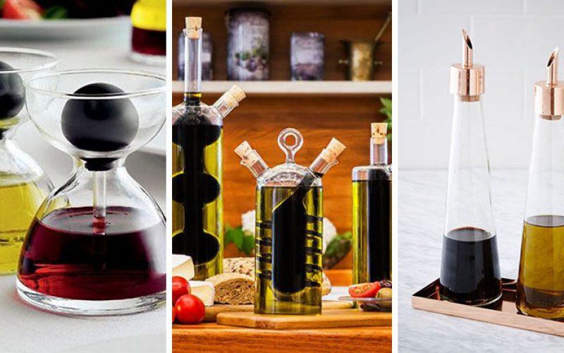 Необходимые Кухонные Инструменты – 11 Прекрасных Масло И Уксус Диспенсеры