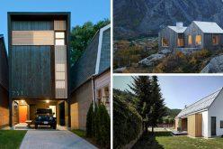 11 Небольшие Современные Проекты Домов Со Всего Мира