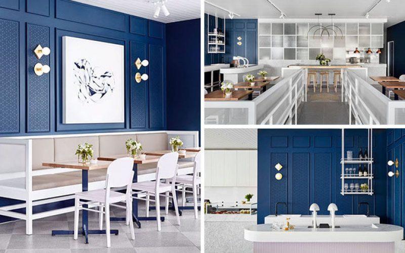 Дизайн Этого Кафе В Австралии Был Вдохновлен Кейт Миддлтон