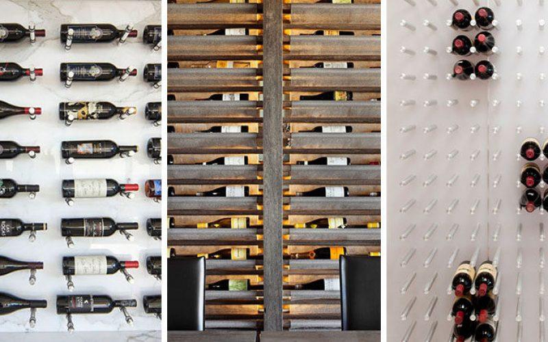 Вино Идеи Для Одежды – Показать Свои Бутылки С Настенного Экрана