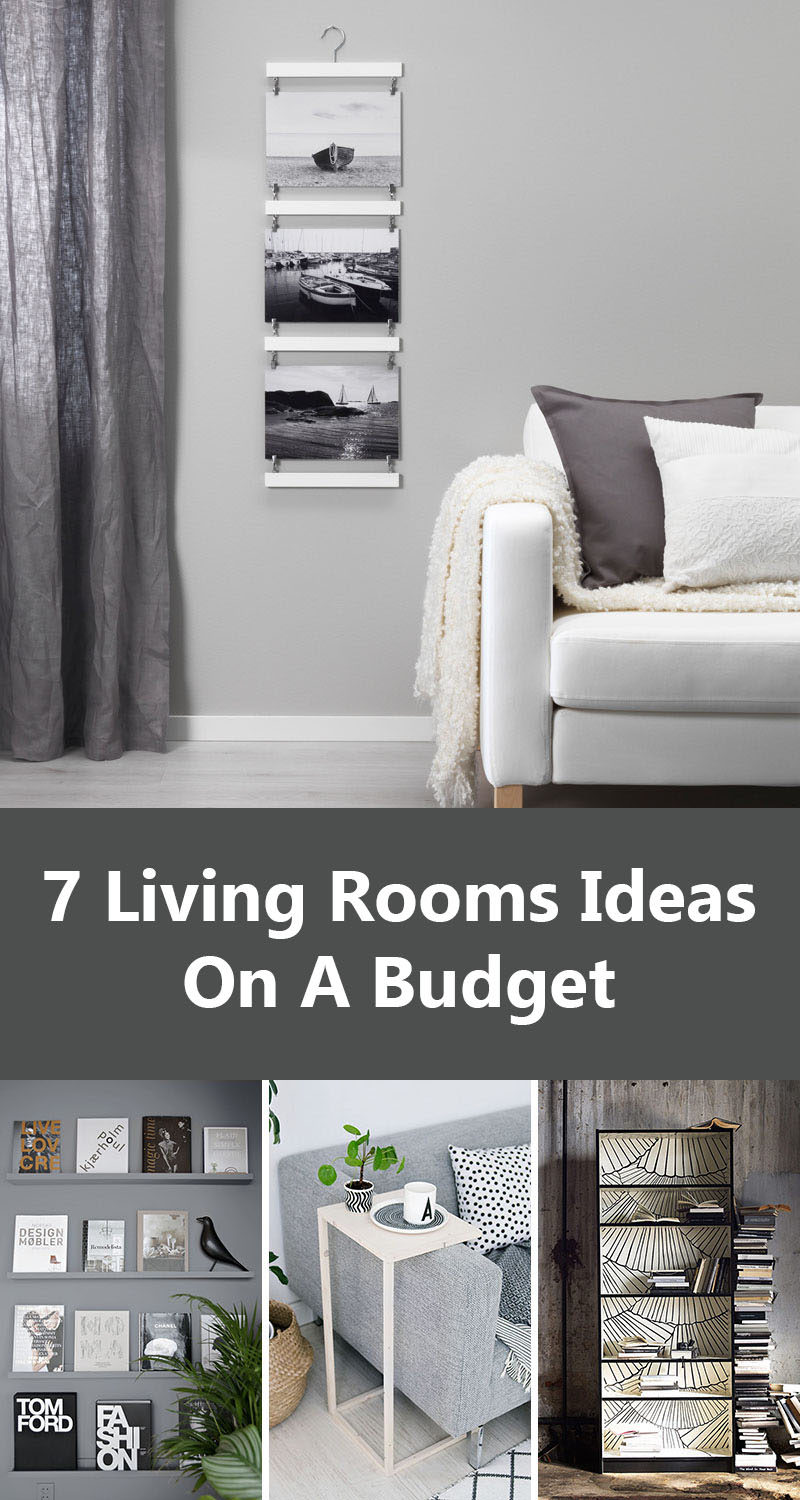 7 Living Room Ideas On A Budget