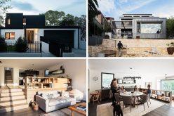 Этот Многоуровневый Дом В Сиднее Расположен На Крутом Месте С 49 Футов