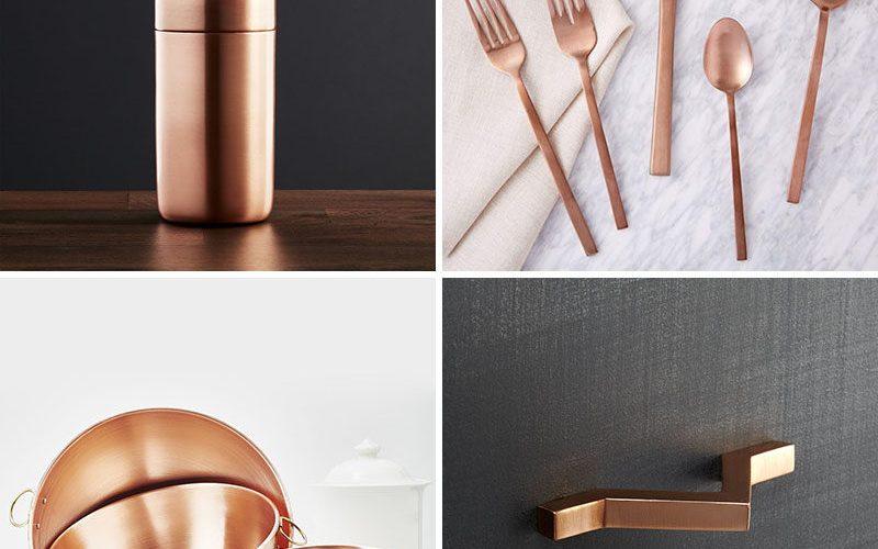 Кухня Декор Идеи – 12 Способов Добавить Меди На Вашей Кухне