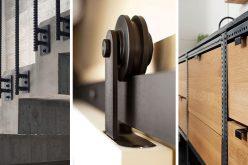 Дизайн Интерьера Детали – Промышленной Крупным Планом