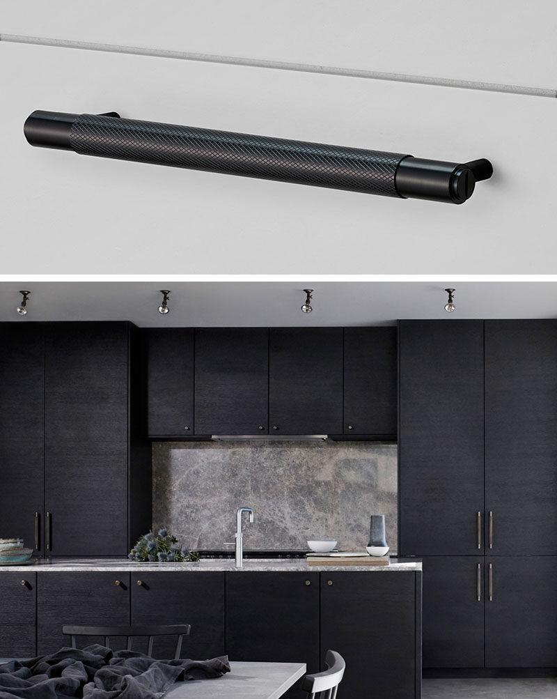 8 Kitchen Cabinet Hardware Ideas // Bar Pulls